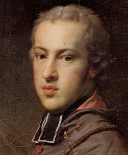 Arcyksiąże Rudolf (1788-1831), źródło: www.madaboutbeethoven.com