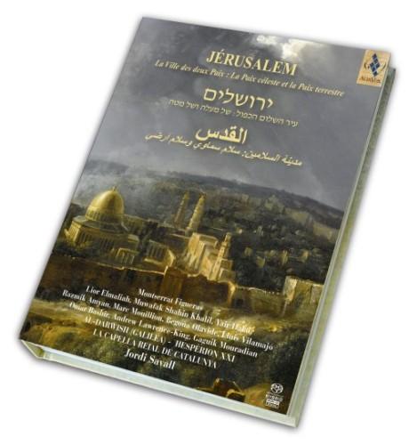 A rodar XVIII - Página 19 Jordi-savall-jerusalem-book