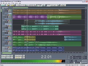 Adobe Audition - kliknij aby powiększyć