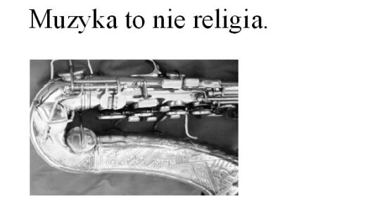 muzyka to nie religia (1)