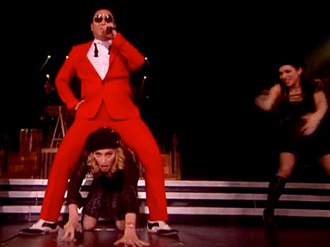Madonna_Gangnam_Style