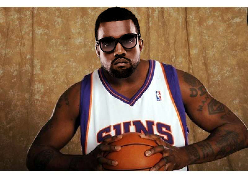 Kanye West / Shaquille o Neal (REMIX)