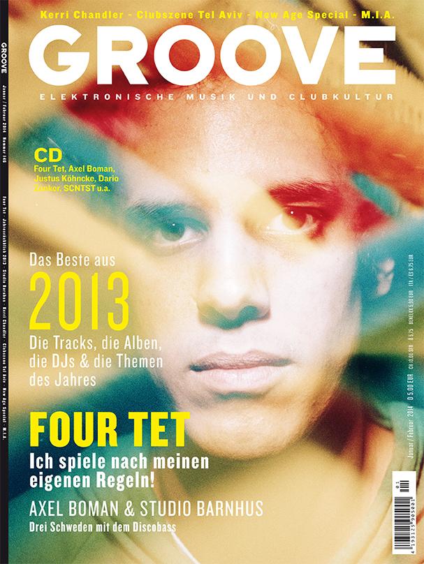 Kieran Hhebden / Four Tet - Groove Magazine