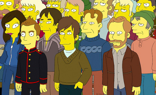 sigur ros - the simpsons
