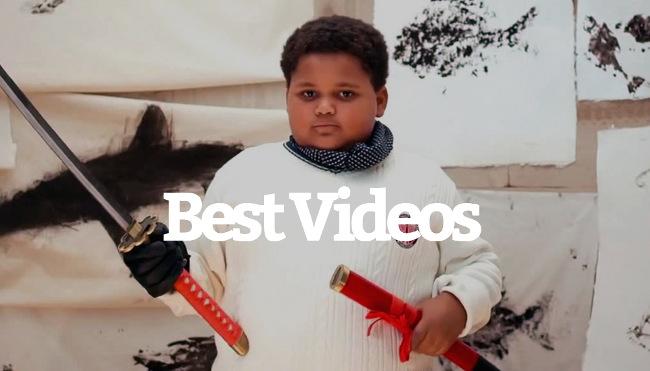 Najlepsze teledyski 2014