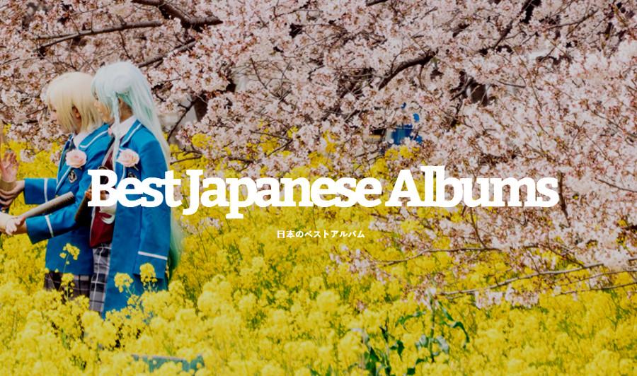 30 najlepszych płyt z Japonii