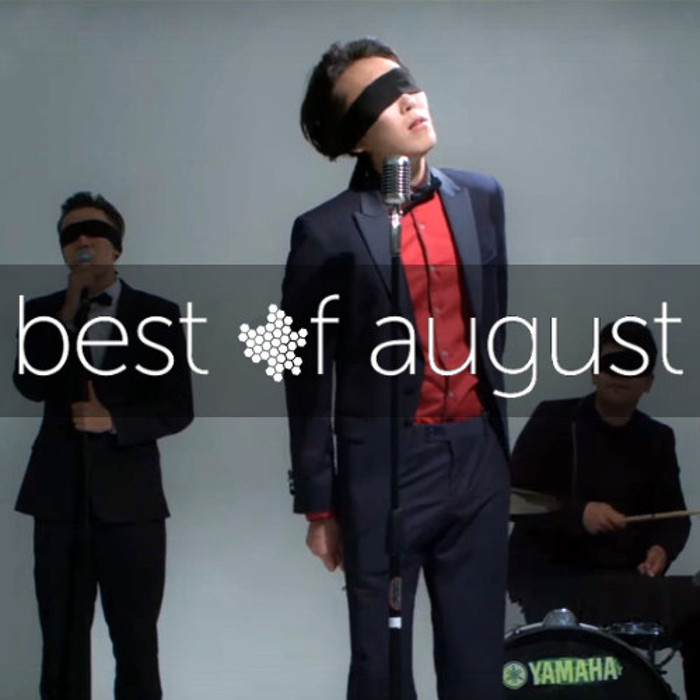 50 utworów z sierpnia