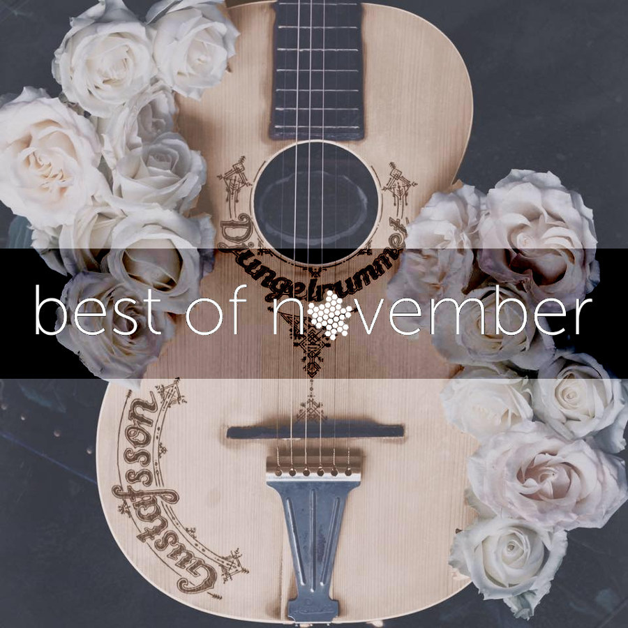 30 utworów z listopada