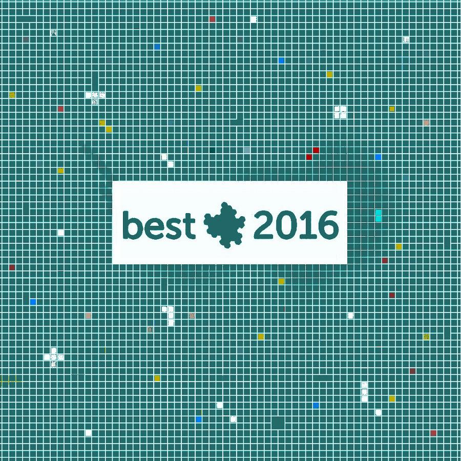 150 utworów z 2016 roku