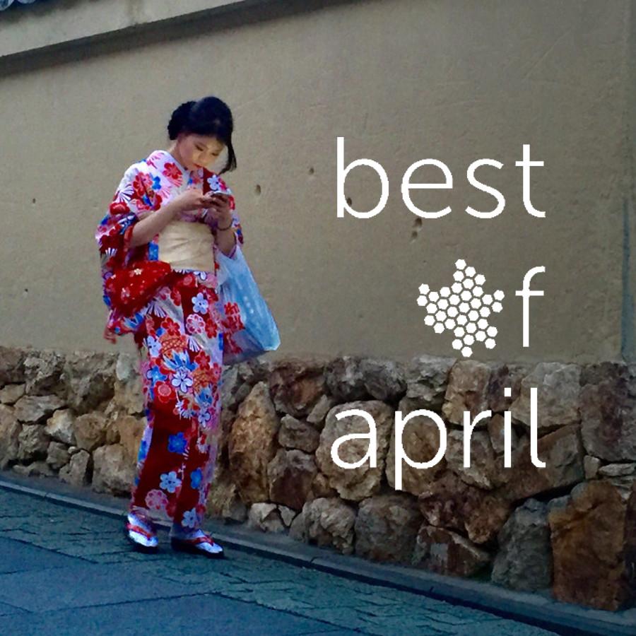 33 utwory z kwietnia