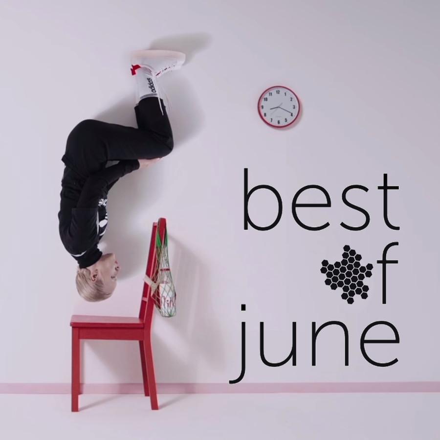 33 utwory z czerwca