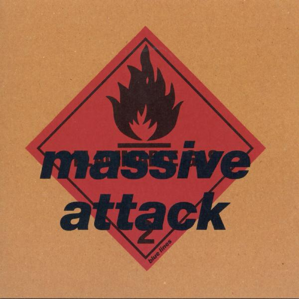 Massive Attack - Blue Lines (Virgin, 1991)