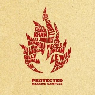 Various Artists - Protected: Massive Samples (Rapster Records, 2009)