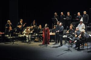 Jordi Savall z zespołem - festiwal Misteria Paschalia (źródło: misteriapaschalia.pl)