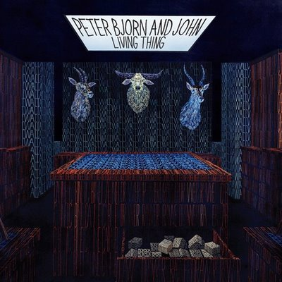 Peter Bjorn and John - Living Thing (Universal, 2009)