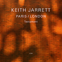 Keith Jarret - Paris London