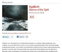 pitchfork agalloch