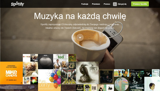 Spotify Polska