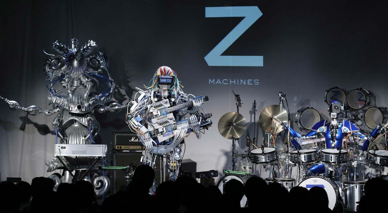 Z Machines