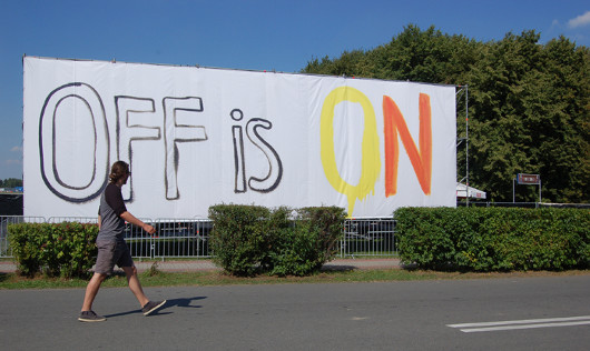 Off Festival 2013 (fot. Under the Radar)