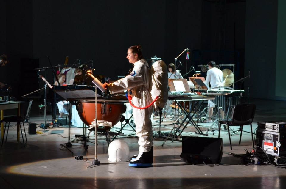 Barbara Kinga Majewska - Instalakcje