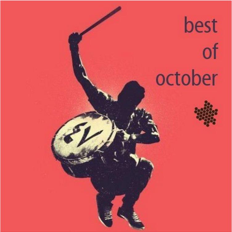 Playlista październikowa