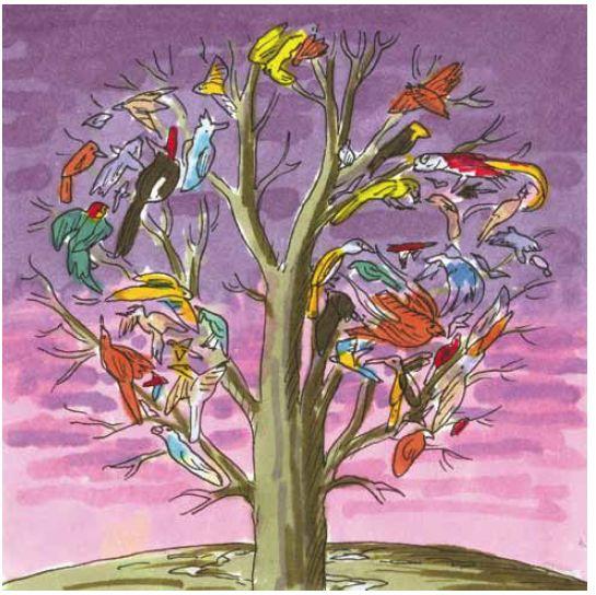 W drzewach