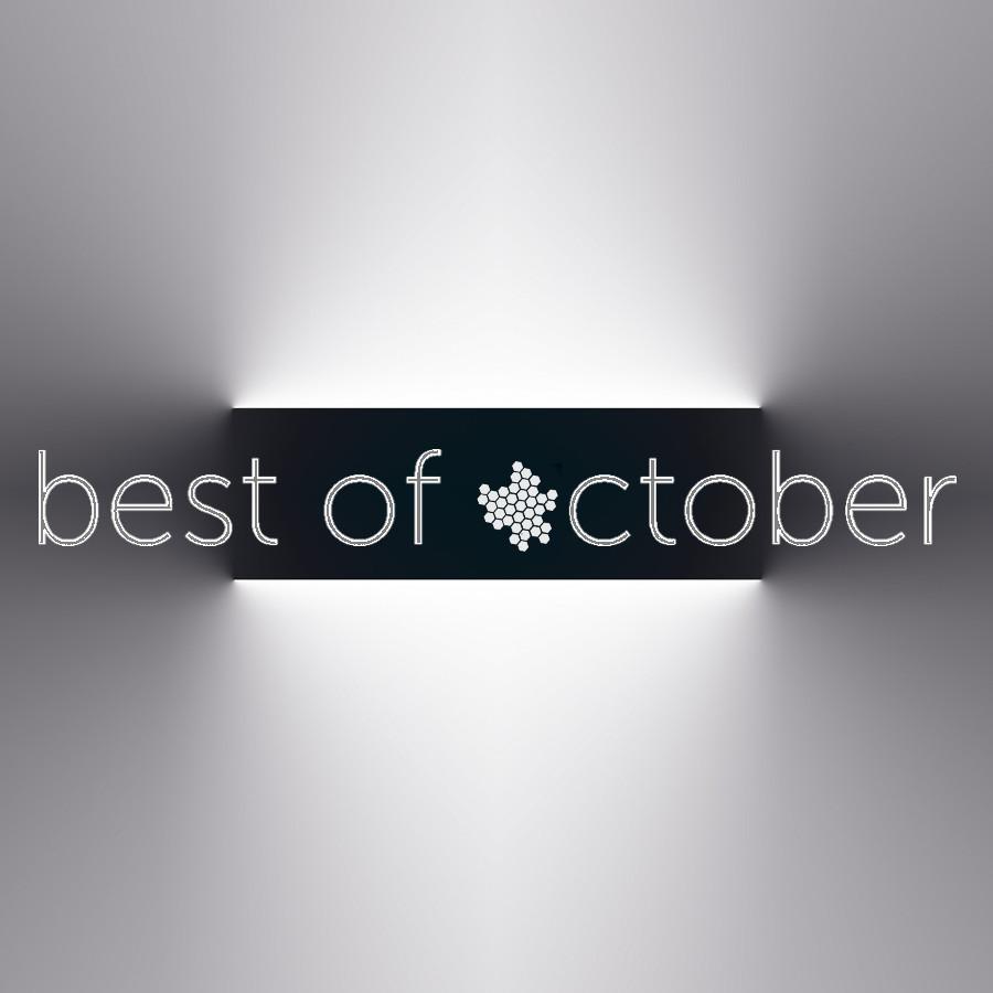 34 utwory z października