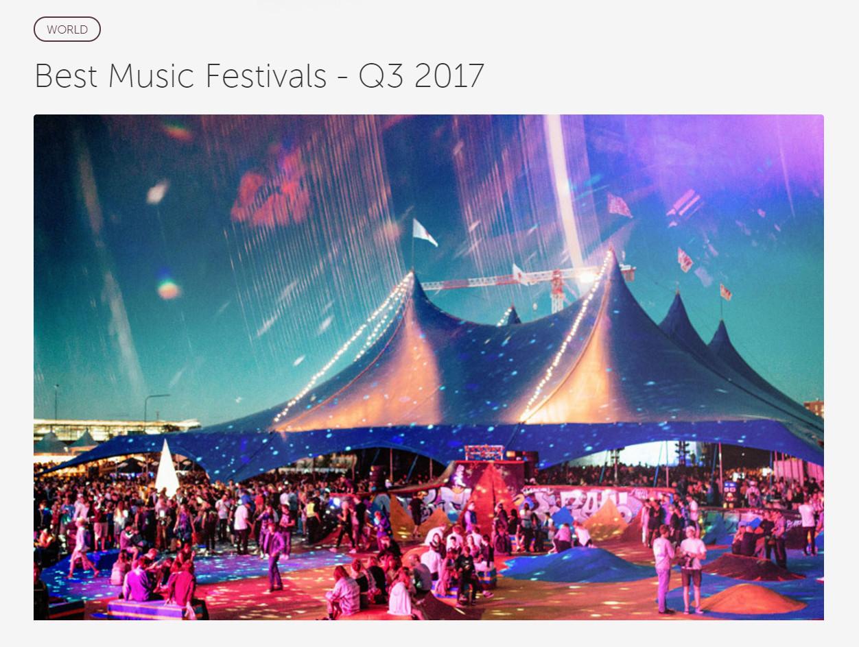 Najlepsze letnie festiwale