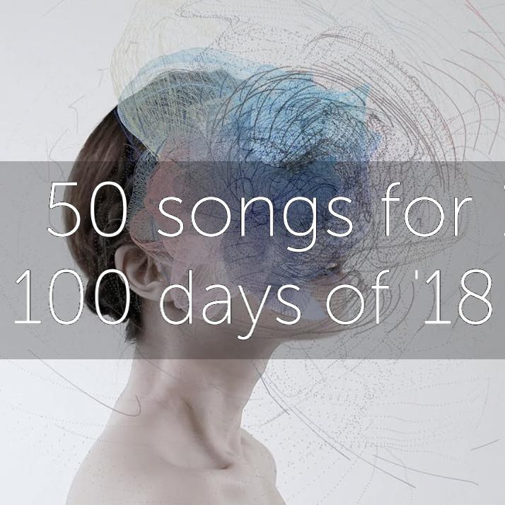 50 utworów na 100 dni